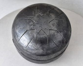 Tank drum, Steel slit drum, Steel tonque drum