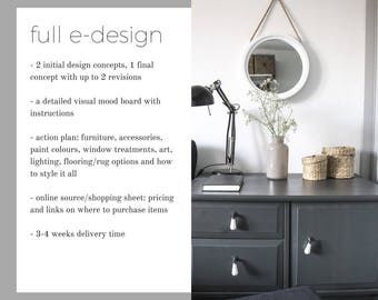 dale + peonies e-design