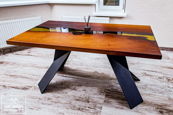 table wood epoxy resin river table table river slabs. Black Bedroom Furniture Sets. Home Design Ideas