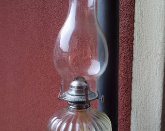 Oil lamp Made in USA
