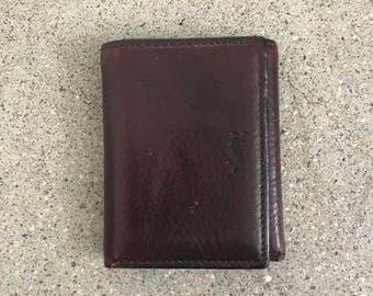 Vintage YSL Wallet