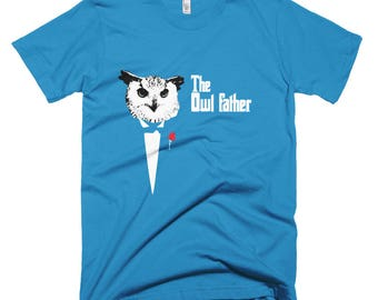 The Owl Father Short-Sleeve T-Shirt