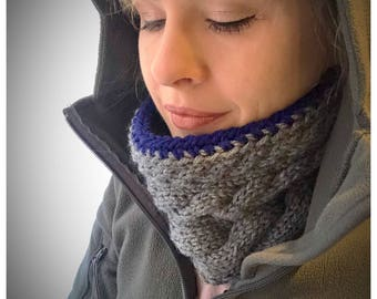 Long Trail Cowl/Headwrap