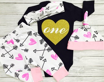 First Birthday Outfit Girl, First Birthday Girl, First Birthday Outfit, Baby Girl First Birthday Outfit, First Birthday Outfit Girl Winter