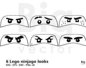 Lego Ninjago Etsy