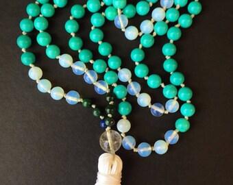 Turquoise, Lapis, Opalite