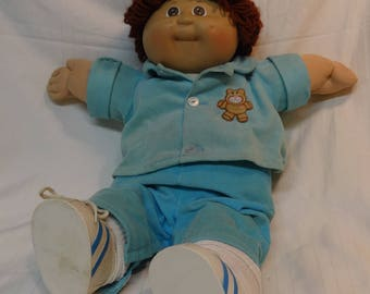 Cabbage Patch Doll 1978-1982
