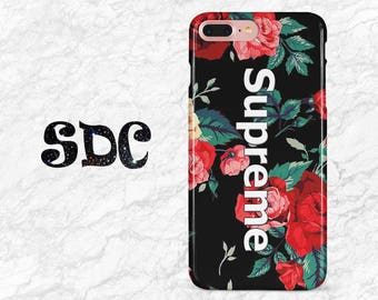 Supreme Iphone 7 Plus Case Iphone X Case Supreme Flowers Case Iphone 8 Case Iphone 6 Plus Case Iphone 7 Case Iphone 6s Case Iphone SE Case