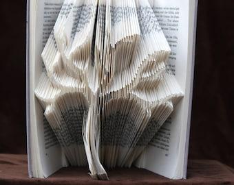 Tree Folded Book