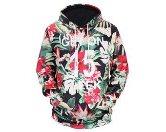 Flower Hoodie, Flowers Hoodie, Floral Hoodie, Flower Sweatshirt, Hoodie Pattern, Pattern Hoodie, Graphic Hoodie, Hoodie, 3d Hoodie, Style 6