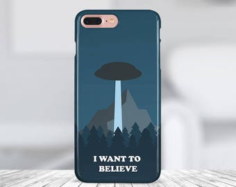 I want to believe case iphone 8 plus case plastic case iphone 8 case iphone 7 case iphone 6s case iphone x case silicon case phone case