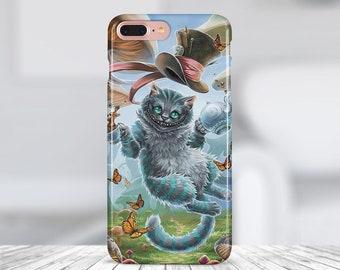 Alice in Wonderland case iphone 8 plus case iphone X case iphone 8 case silicon case iphone 7 case iphone 6s case phone case plastic case