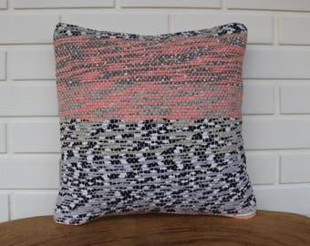 RagRug Kilim Pillow(kod:18132)