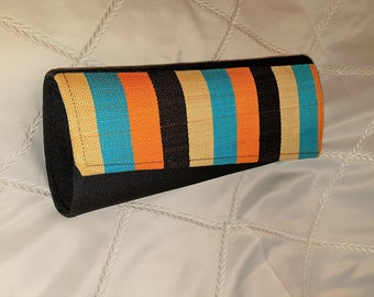 Ladies kente clutch