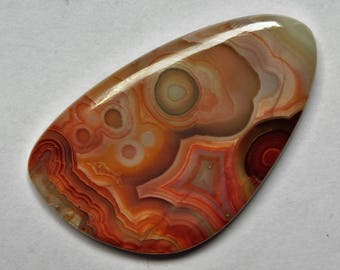 21.45 Cts Natural Crazy Lace Agate Cabochon Loose Gemstone