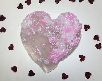 Valentine's Day Floam Slime!