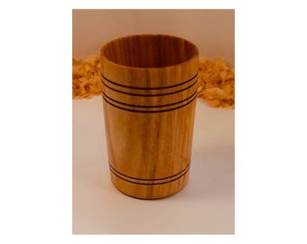 Wooden Shot 'Glass'