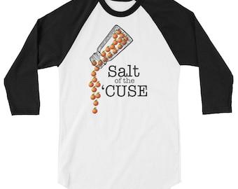 SotC 3/4 sleeve raglan shirt
