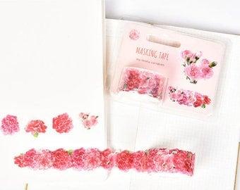 Carnation Flower Tape Masking adhesive tape