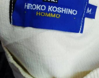 Rare!! Hiroko Koshino Hommo