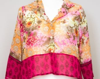 Vintage 1980's  Victoria Secret Top. Really  Beautiful.