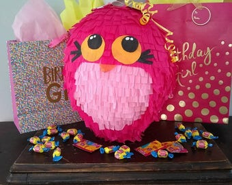 Piñata chick bird