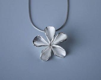 Apple Blossom Pendant (medium)