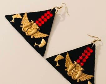 Nefetari Earrings