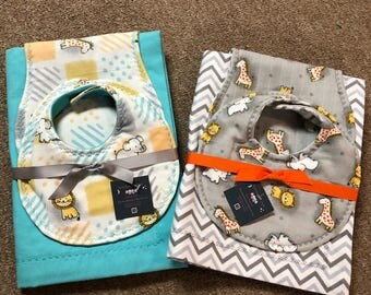 Infant Baby 3pc. Set Animal print