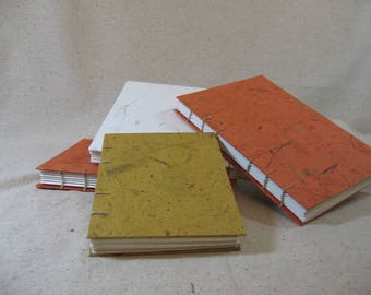 Item # 2002 Orange Sketch Journal  (shown here on right)