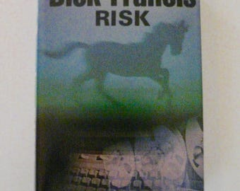 Risk by Dick Francis First Edition 1977