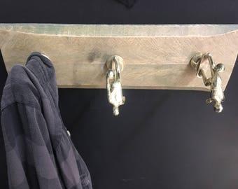 Bowling  coat rack