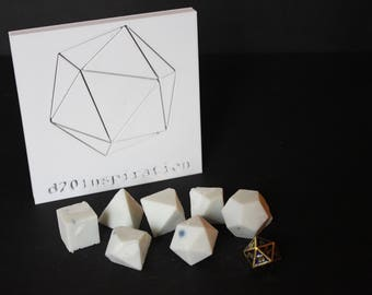 Character Hit Dice (Wax Melts)
