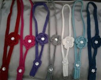 Crochet Lanyards