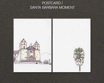 Postcard / Santa Barbara Moment 2 Series