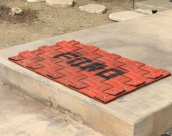 FireHose Doormat