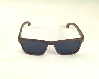 Empelt sunglasses model Eixarca Walnut
