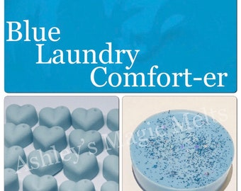 3 blue skies comfort soy wax melts, fabric softener melts, laundry scented wax, strong long lasting melts, cheap wax