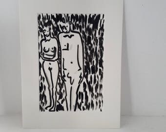 Adam & Eve I