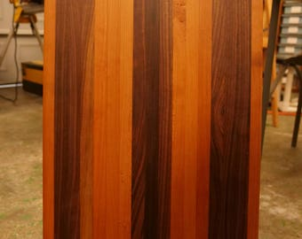 Black Walnut Cherry 22in. by 13in. by 2in.