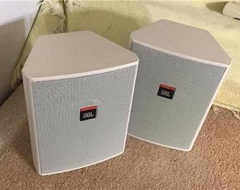 JBL CONTROL 25 Speaker System JBL Control 25 .In/Out Door Speakers One pair, White