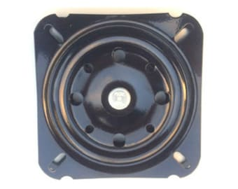 Chair Swivel Plate - 6 .75 inch replacement mechanism for dining chairs, office chairs, bar stools, recliners, gliders