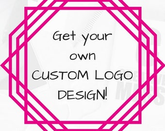 Logo, DESIGN, branding, custom, visual identity, custom logo