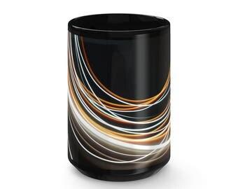 Black Mug 15Oz