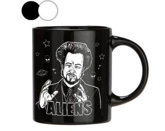 Giorgio a Tsoukalos Mug, Aliens Mugs with Sayings,  Aliens mug, aliens, Giorgio Mug, Mugs for Men, Gift for Her, Funny Quote,Ceramic Mug,