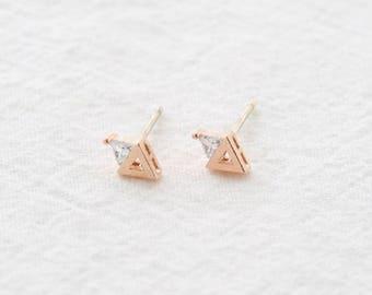 rhombic earring