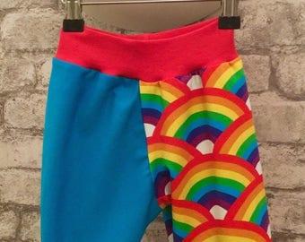 Rainbow Cuff Pants Znok Organic