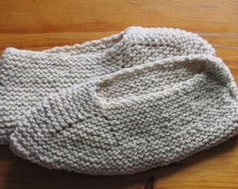 Handmade Terlitsi (winter socks)