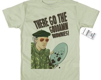 Goddamn Brownies T shirt, Mark Rumsfield #Burbs