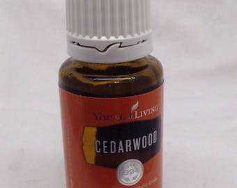 15 ML Cedarwood Young Living Essential oil